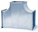 Trójnik prosty / symetryczny / asymetryczny